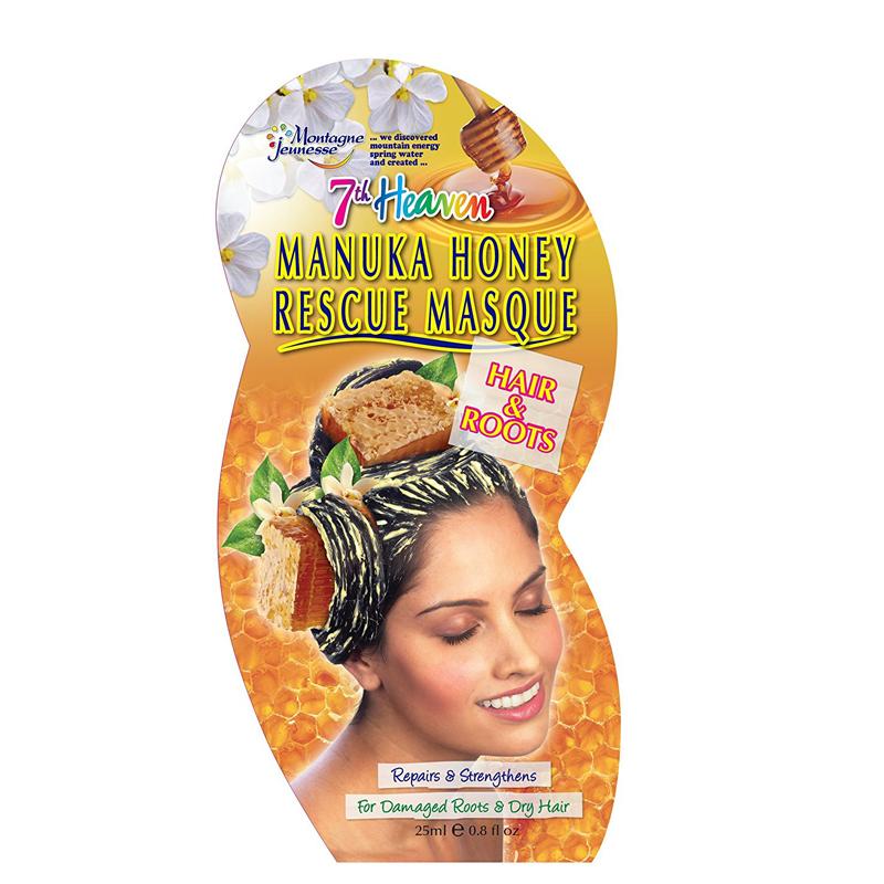 ماسک مو سون هون مونته ژنه حاوی عسل مانوکا حجم 25 میل