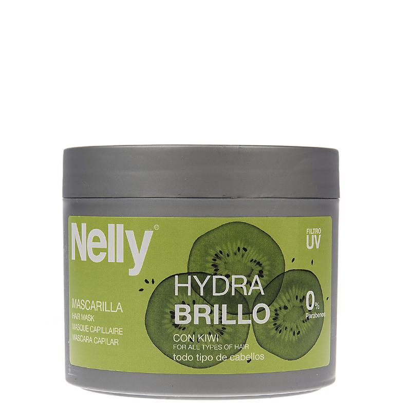 ماسک براق کننده مو نِلی مدل Hydra Brillo حجم 300 میل