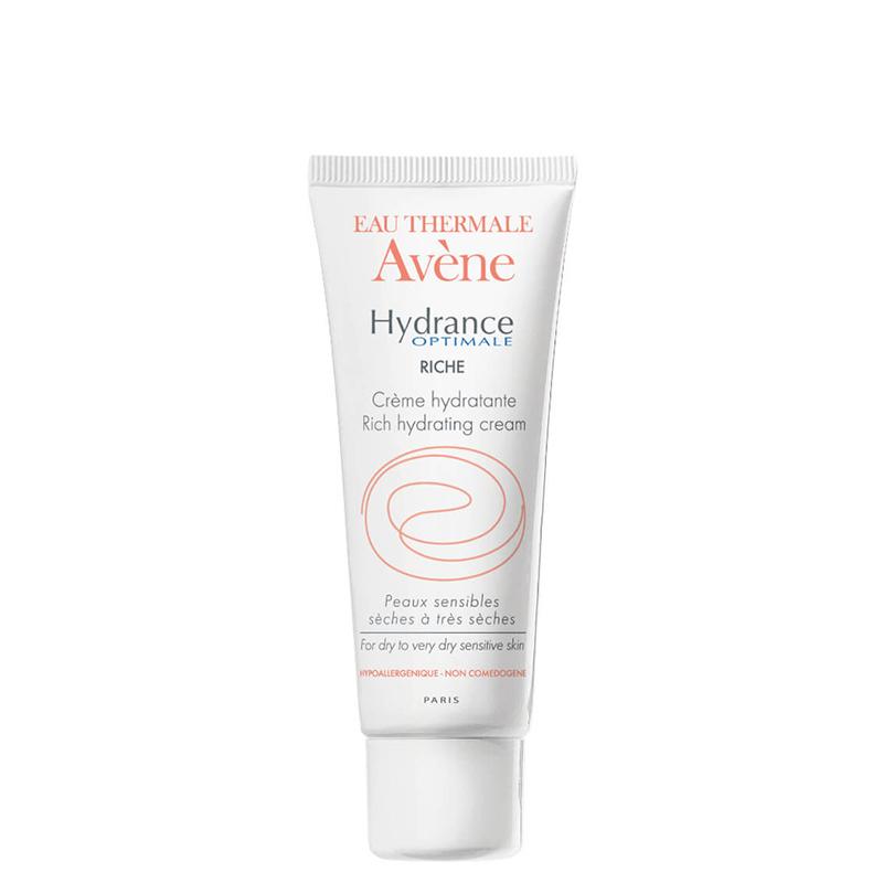 کرم موطوب کننده پوست خشک و حساس اَون مدل Hydrance Optimale Rich