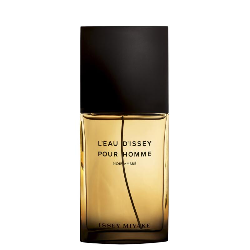 ادوپرفیوم مردانه ایسی میاکه مدل Leau Dissey Pour Homme Noir Ambre حجم 100 میل