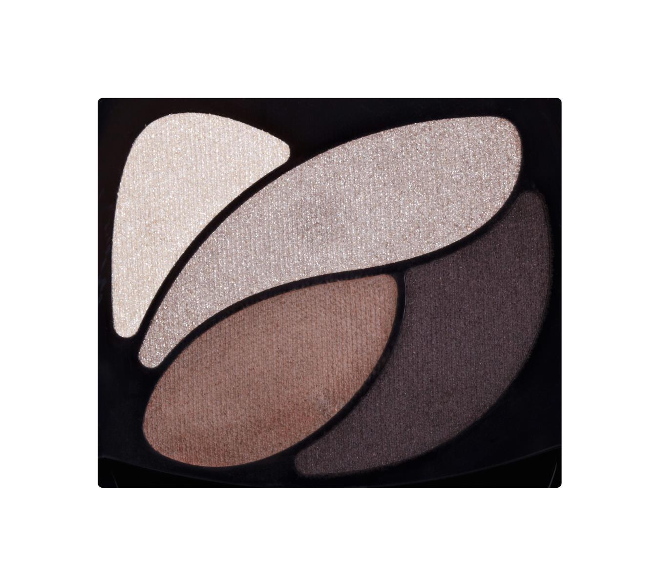 سایه چشم 4 رنگ لورال پاریس مدل Color Riche شماره E4