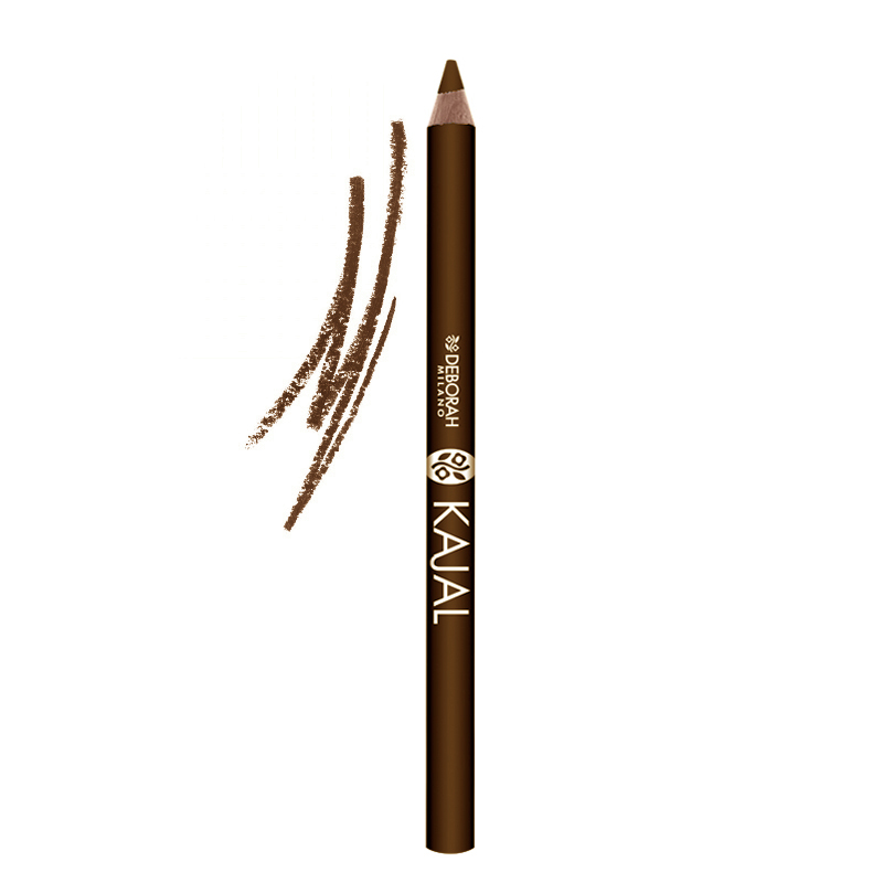 مداد چشم دبورا مدل kajal شماره 112 - قهوه ای