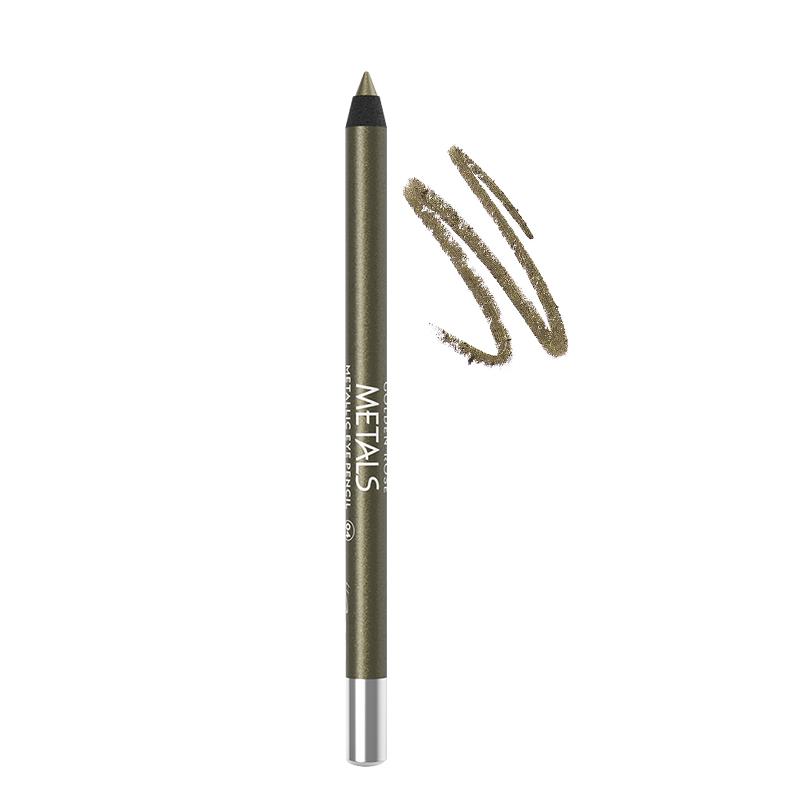 مداد چشم گلدن رز مدل Metals شماره 04