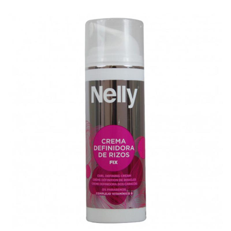 کرم مو تقویت کننده مخصوص موهای فر - نلی