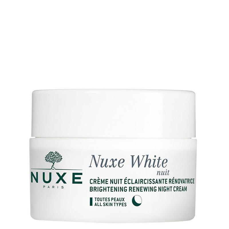 کرم ترمیم کننده شب نوکس مدل Nuxe White