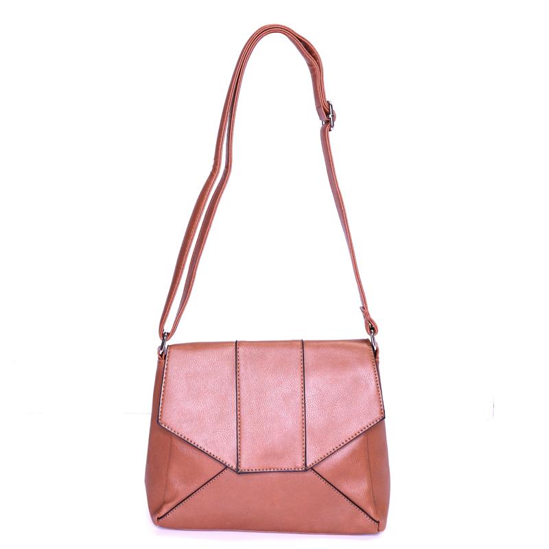 کیف دوشی گابلین - قهوه ای روشن