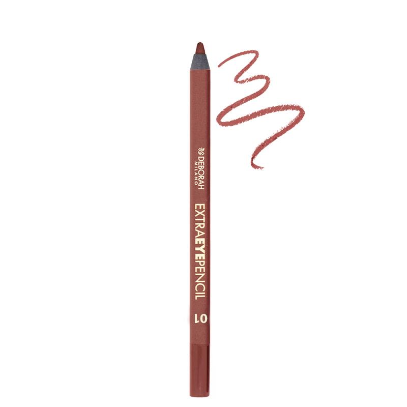 مداد لب ضد آب دبورا مدل Extra شماره 01