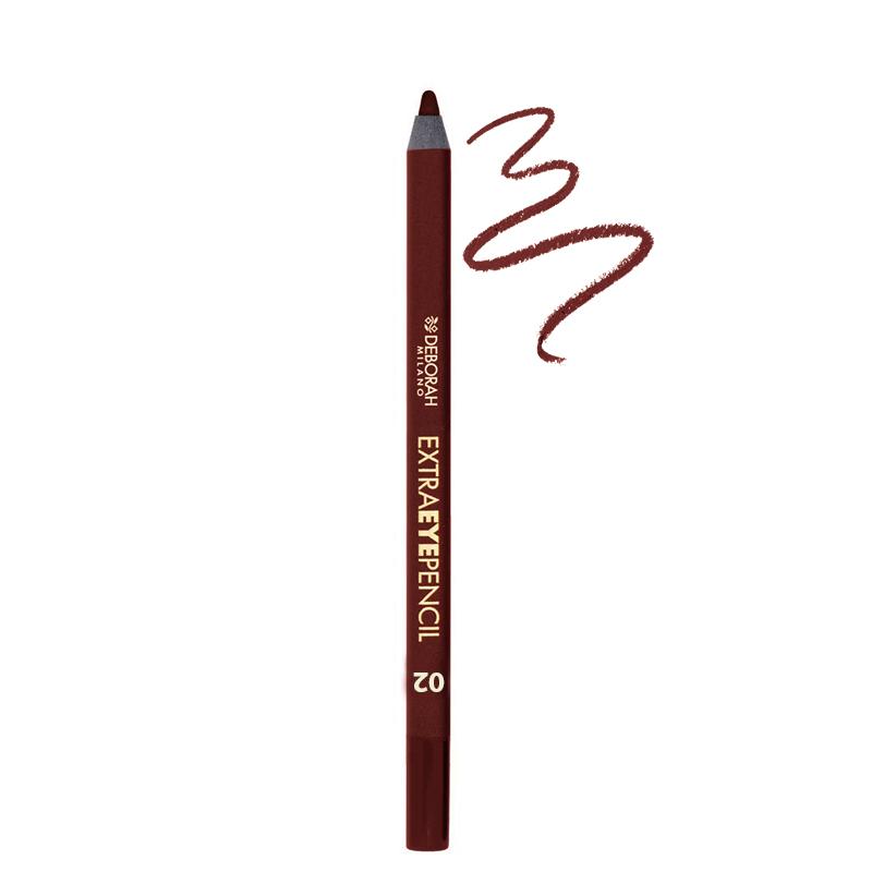 مداد لب ضد آب دبورا مدل Extra شماره 02