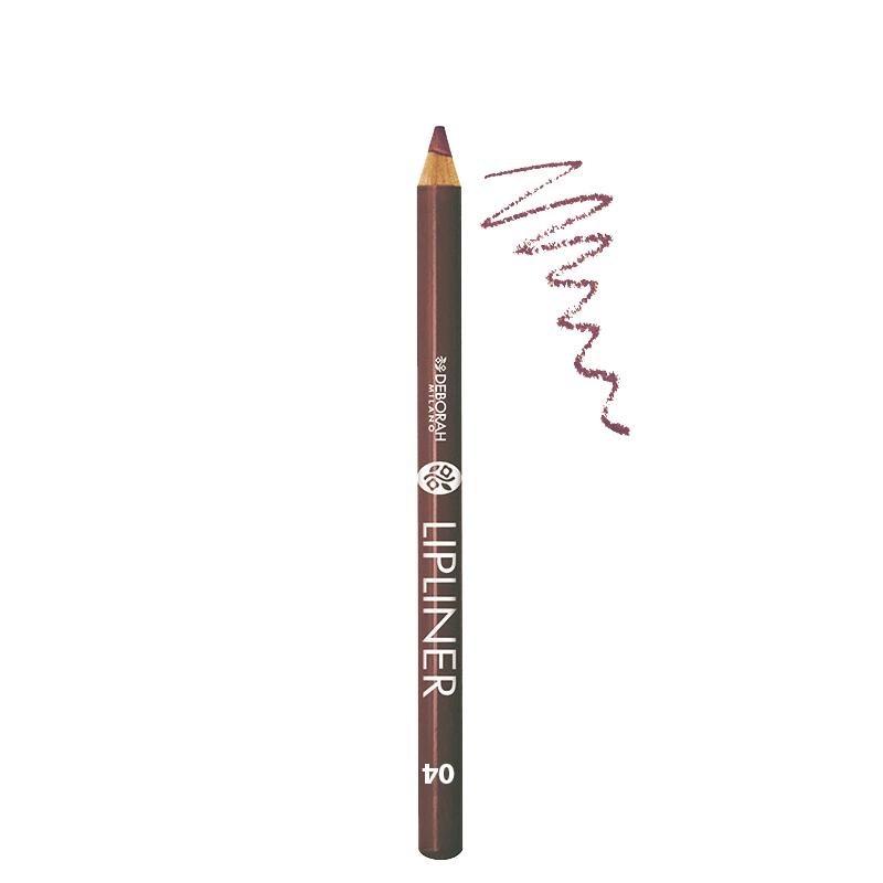 مداد لب دبورا مدل Classic شماره 04