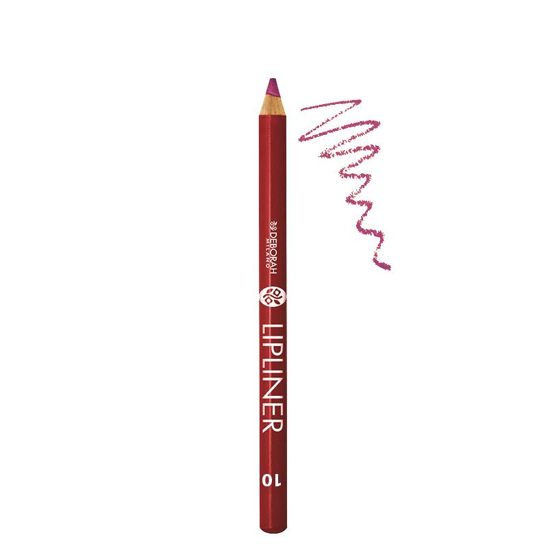 مداد لب دبورا مدل Classic شماره 10