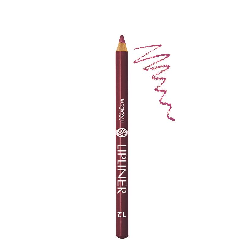مداد لب دبورا مدل Classic شماره 12