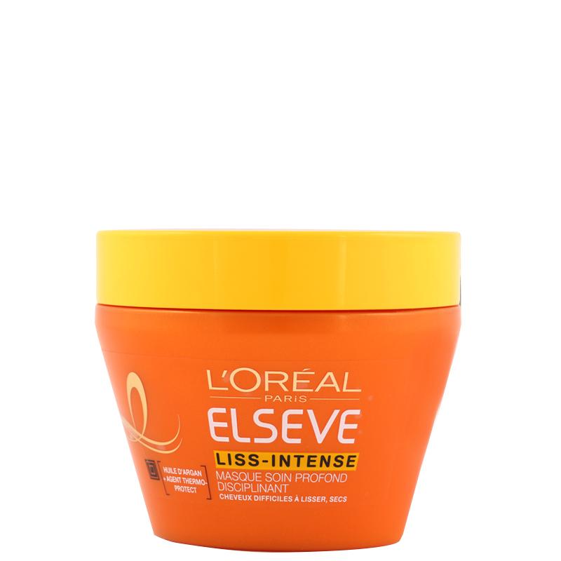 ماسک صاف کننده موهای وز و مجعد لورال پاریس السو مدل Liss Intense حجم 300 میل