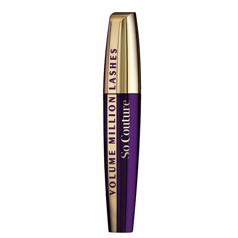 ریمل حجم دهنده و جدا کننده لورال پاریس مدل Volume Millions Lashes  So Couture
