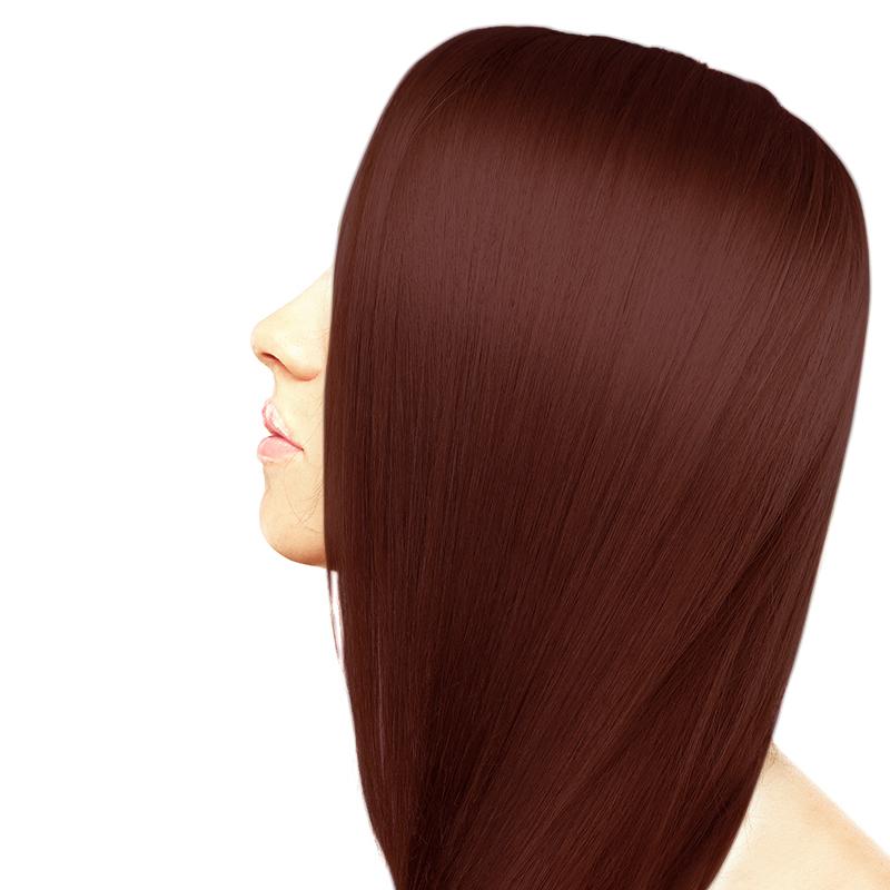 رنگ مو بیول حجم 100 میل شماره 5.5 - ماهاگونی تیره