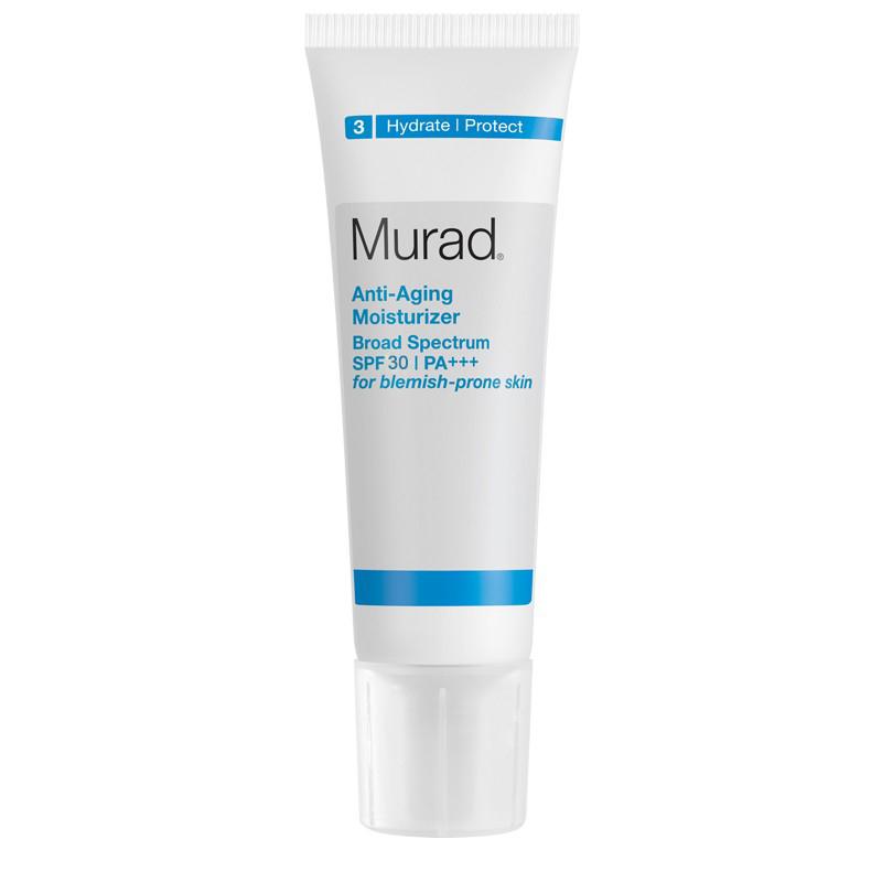 لوسیون ضد چروک سطحی و ضد جوش مورد مدل Anti- Aging Acne Control با SPF30 حجم 50 میل