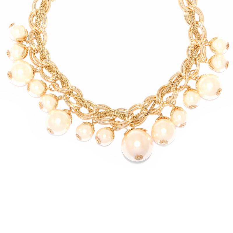 گردنبند ادوریتا مدل Collar de Perlas