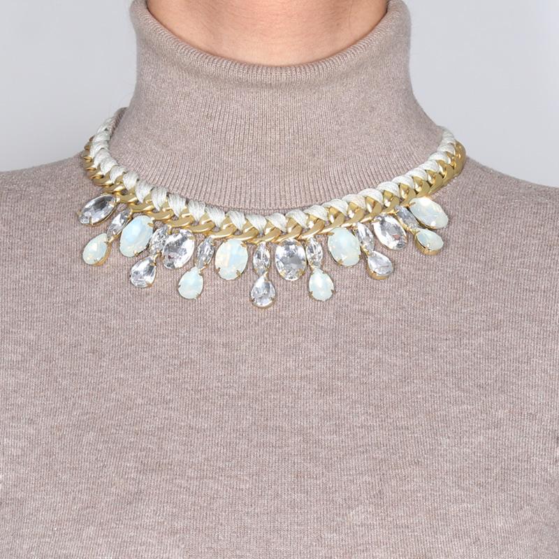 گردنبند ادوریتا مدل Cristal