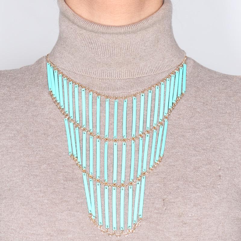 گردنبند ادوریتا مدل Azul