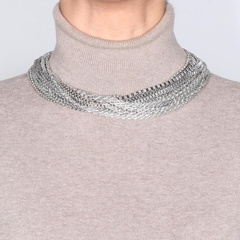 گردنبند ادوریتا مدل Cascada