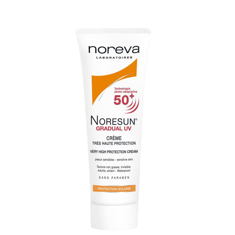 کرم ضد آفتاب نوروا مدل Noresun با +SPF 50 حجم 40 ميل