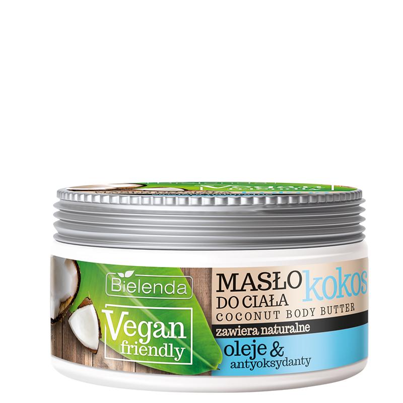 کره بدن بی یلندا حاوی روغن نارگیل مدل Vegan Friendly حجم 250 میل