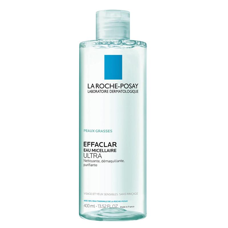 میسلار واتر لاروش پوزای مدل Effaclar مناسب پوست های چرب و حساس حجم 400 میل