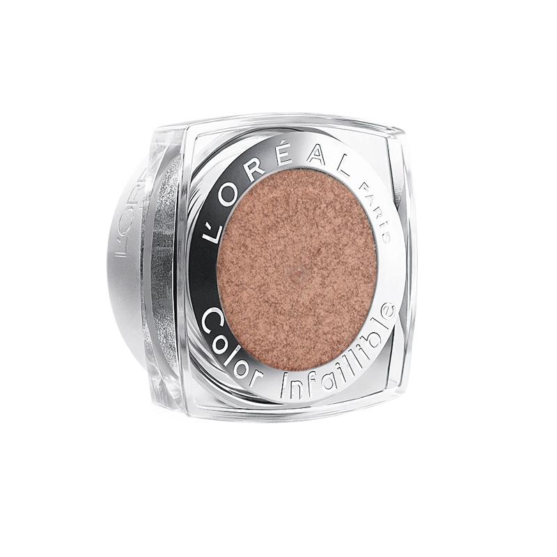 سایه چشم تک رنگ لورال پاریس مدل Infallible شماره 004