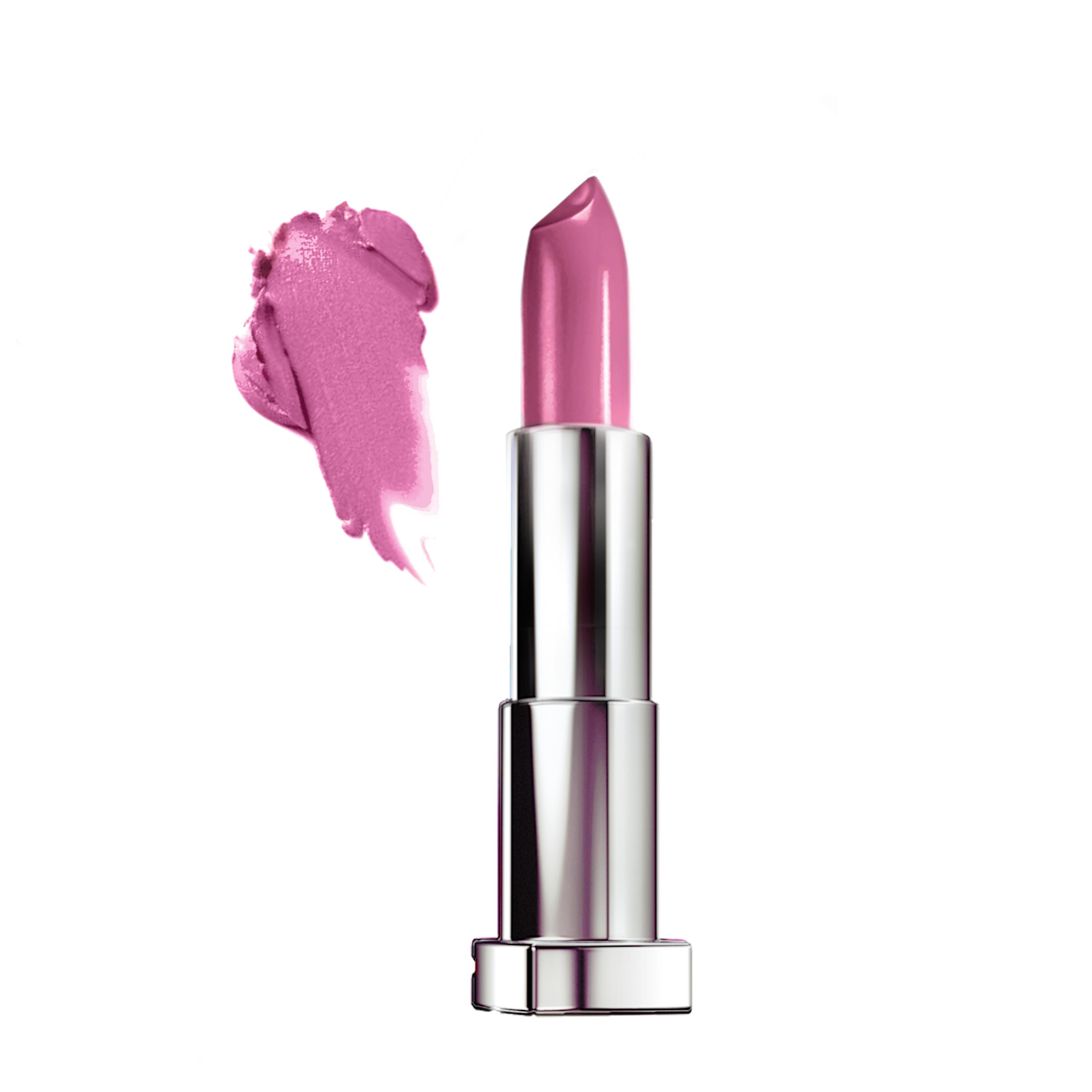 رژ لب میبلین مدل Color Sensational شماره 132- صورتی