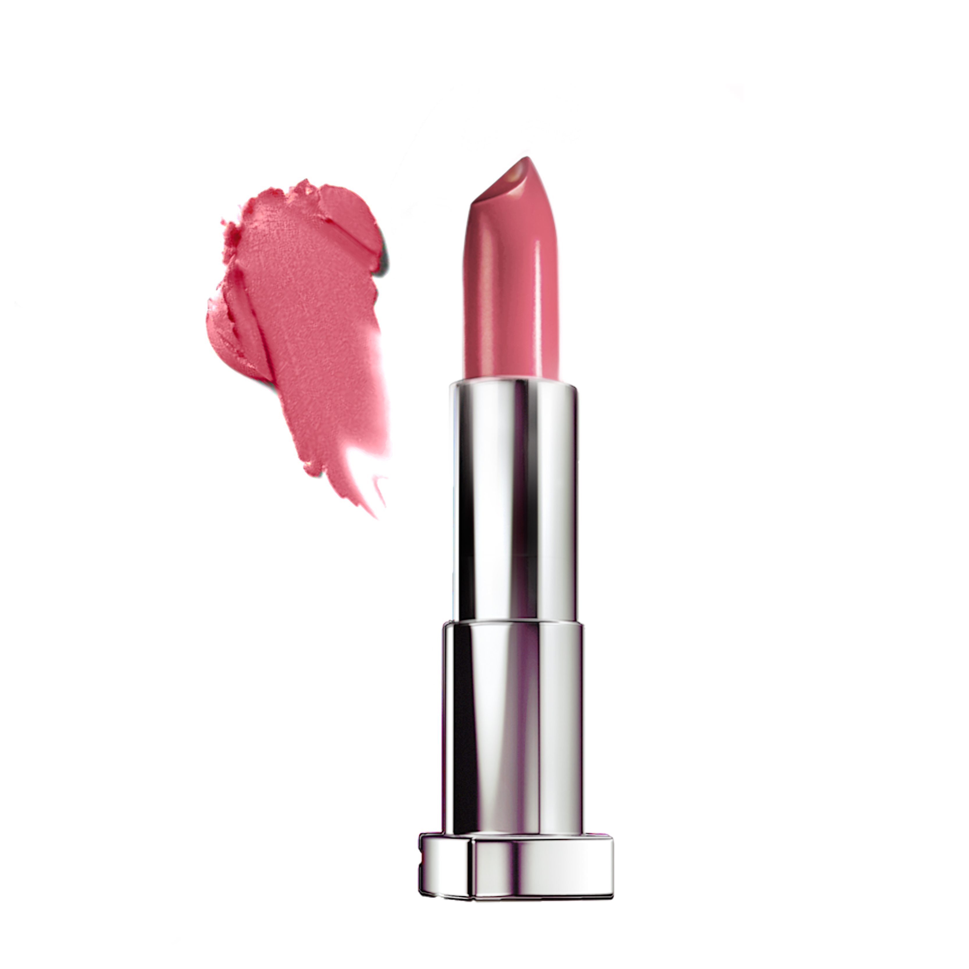 رژ لب میبلین مدل Color Sensational شماره 165- صورتی پررنگ