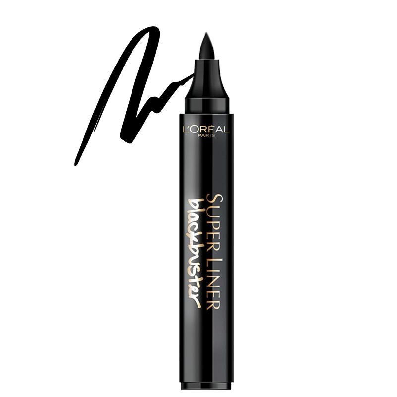 خط چشم ماژیکی لورال پاریس مدل Black Buster
