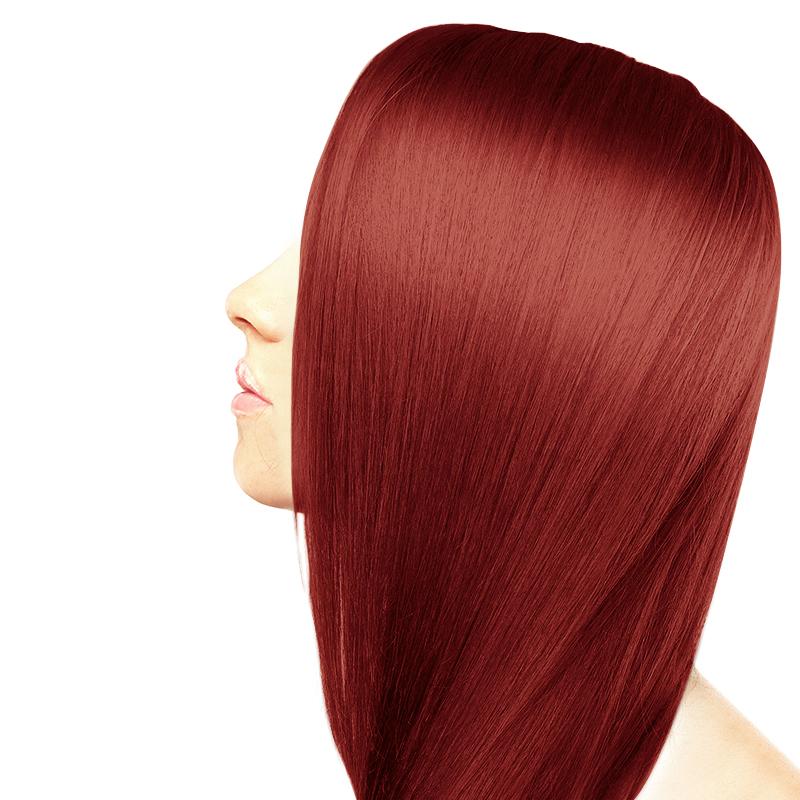 رنگ مو بیول حجم 100 میل شماره 6.62 - قرمز بورگاندی