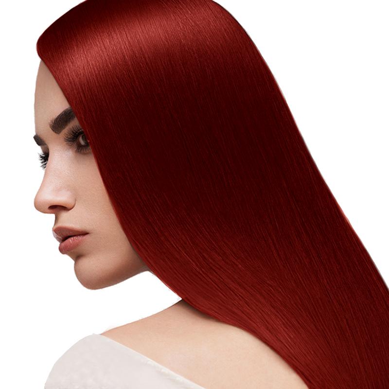 رنگ مو ویتالیتیس مدل Art گروه قرمز درخشان حجم 100 میل شماره 7.66 - قرمز شعله ابسولوت