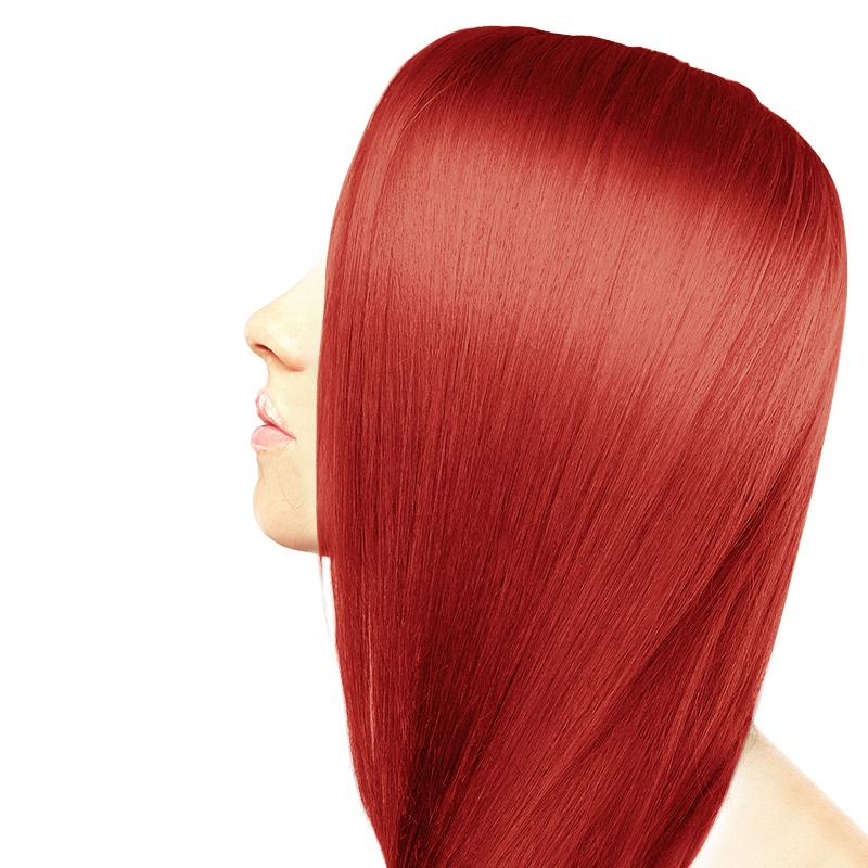 رنگ مو بیول حجم 100 میل شماره 8.66 - شرابی قرمز آتشین خیلی روشن