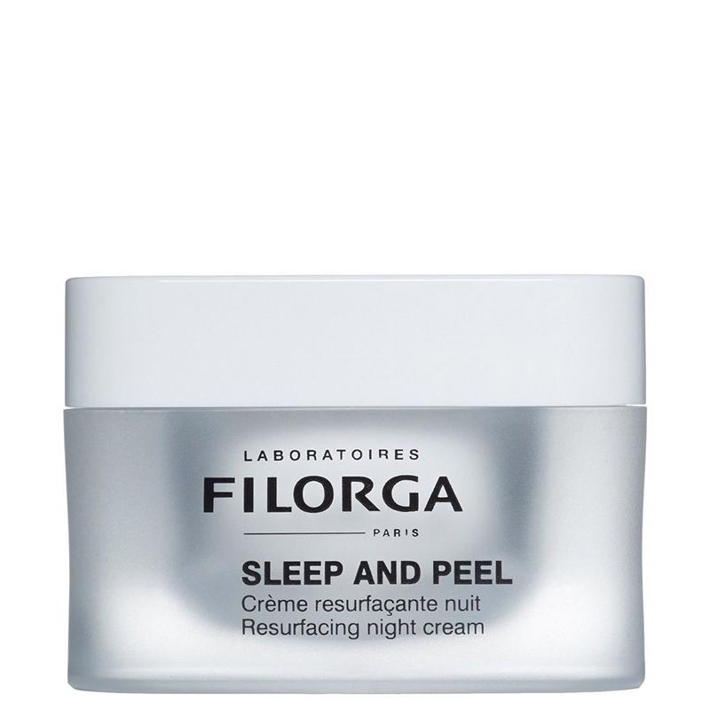 کرم شب لایه بردار فیلورگا مدل Sleep And Peel حجم 50 میل