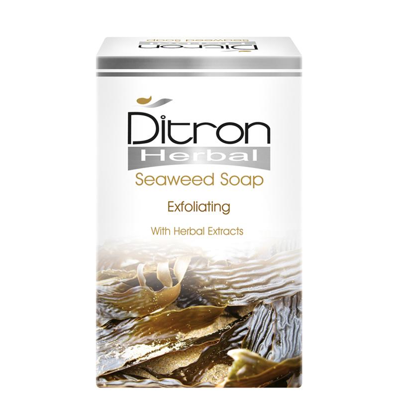 صابون لایه بردار جلبک دریایی دیترون