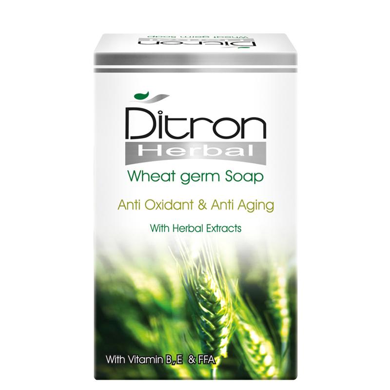 صابون جوان کننده پوست حاوی عصاره جوانه گندم دیترون