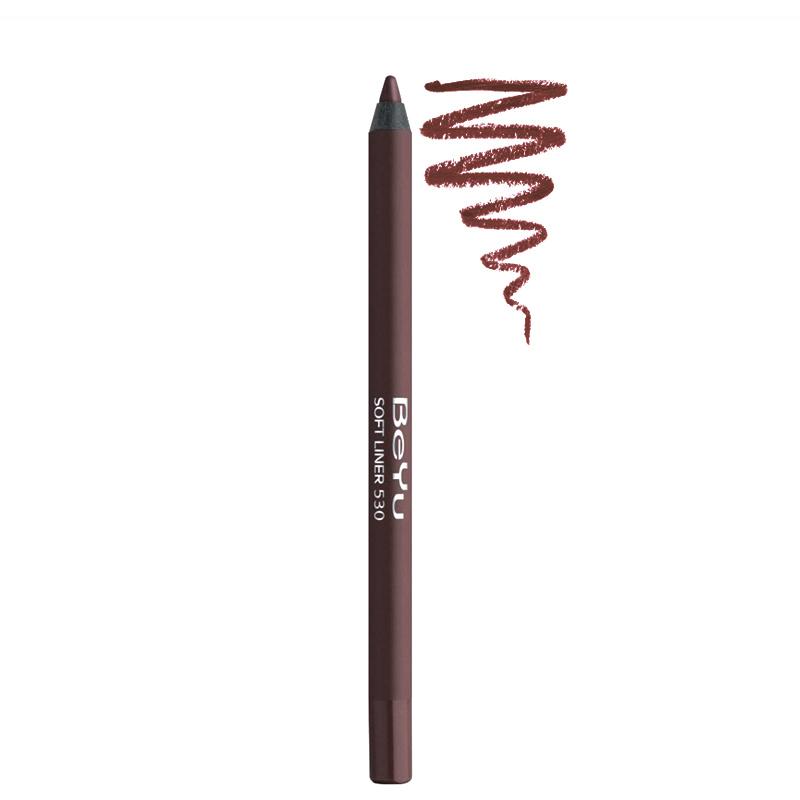 مداد لب بی یو مدل Softliner شماره 530 - قهوه ای روشن