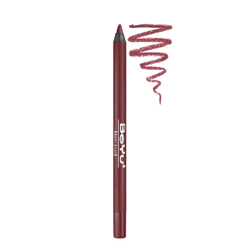 مداد لب بی یو مدل Softliner شماره 548 - زرشکی