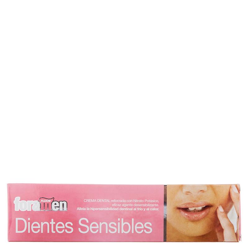 خمير دندان مناسب دندانهای حساس فورامن حجم 75 میل