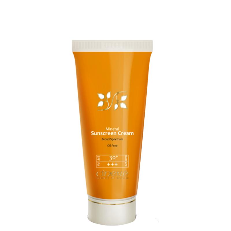 کرم ضد آفتاب سینره SPF 30