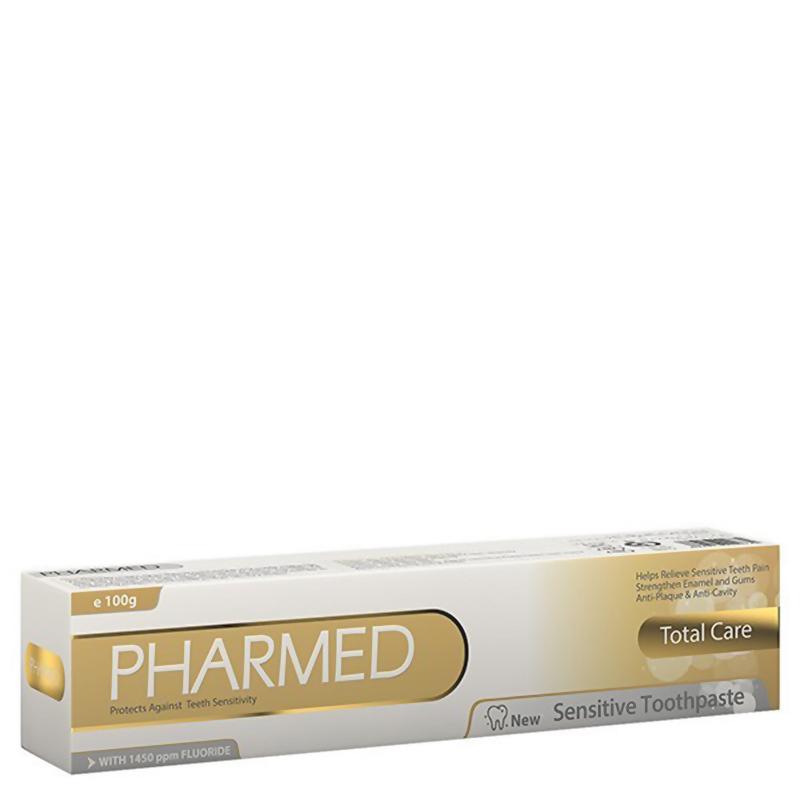 خمیر دندان فارمد مناسب برای دندان های حساس وزن 100 گرم