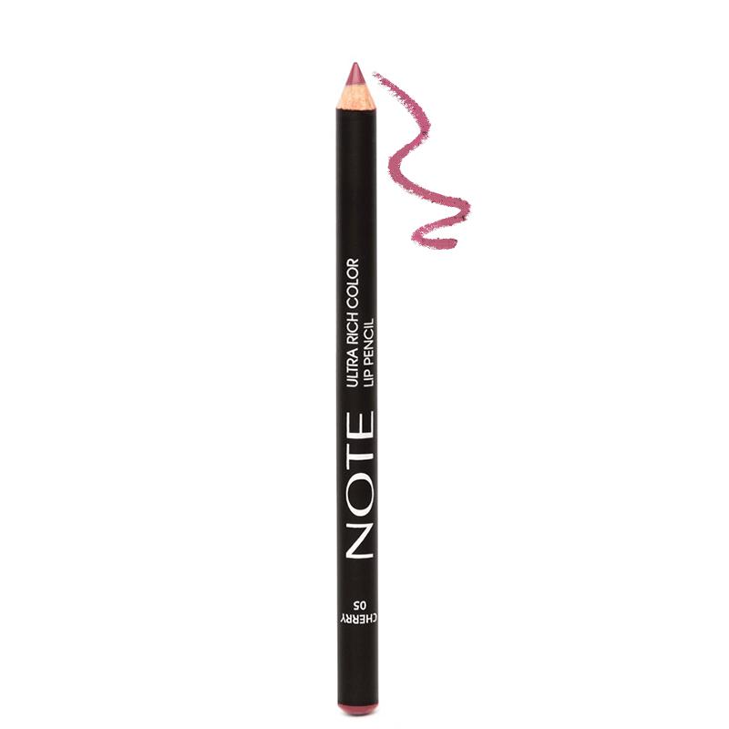 مداد لب مغذی نُت مدل Ultra Rich Color شماره 04 - ارغوانی