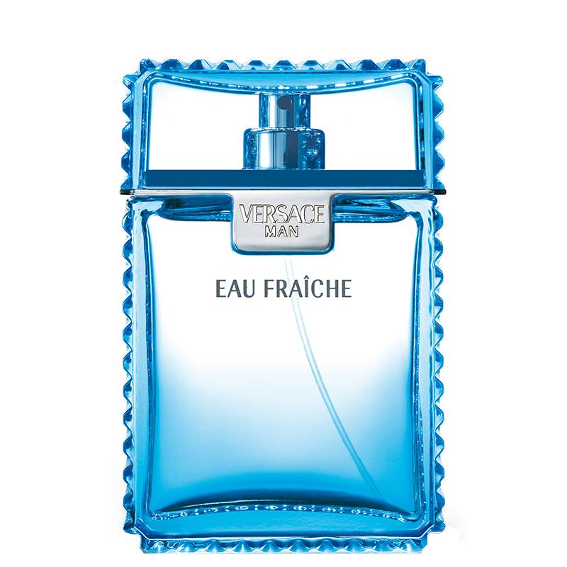 ادوتویلت مردانه ورساچه مدل Eau Fraiche حجم 100 میل