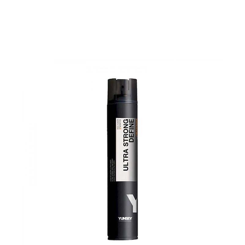 اسپری نگهدارنده و حالت دهنده مو یانسی پروفشنال مدل Ultra Black حجم 75 میل