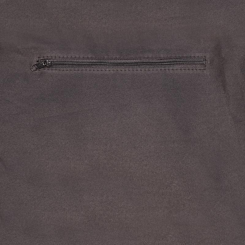 کیف دوشی گابلین با حلقه های طلایی - آجری